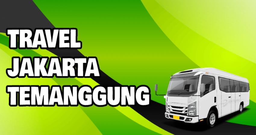 Travel Jakarta Temanggung