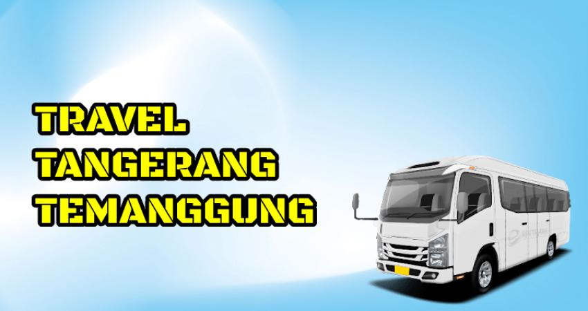 Travel Tangerang Temanggung